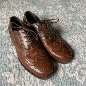 Dexter Brand dress shoe oxfords